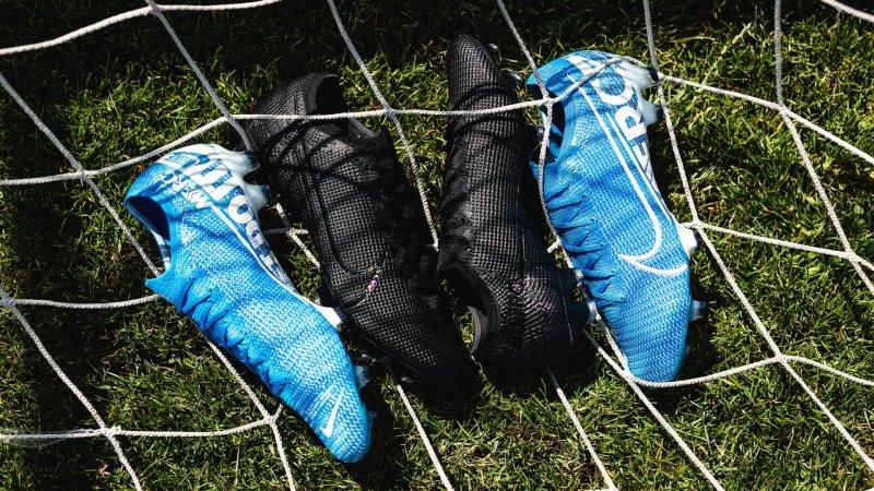 Nike præsenterer den næste Mercurial-generation med to nye colorways 6