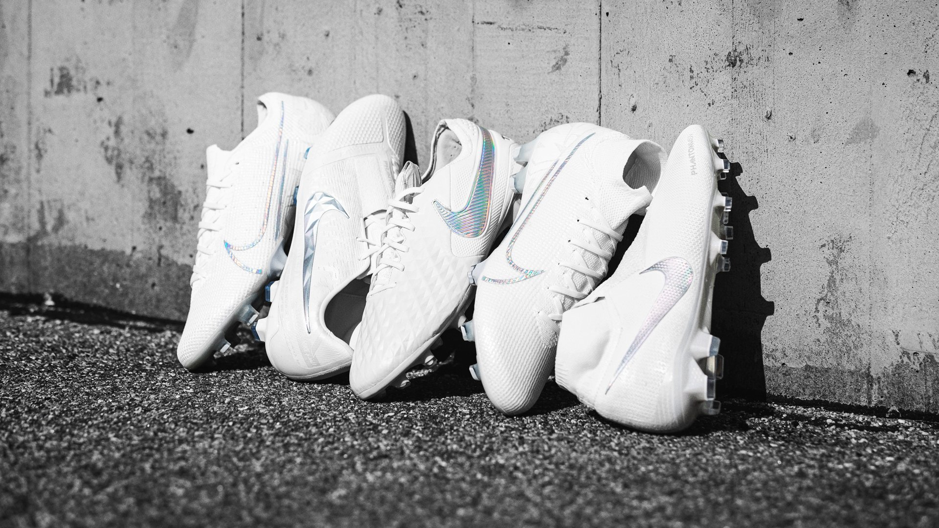 "Nike præsenterer ""Nuovo White"" Pack 2"