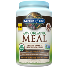 garden of life raw meal shake