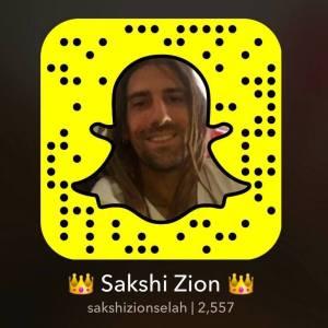 sakshi zion snapcode
