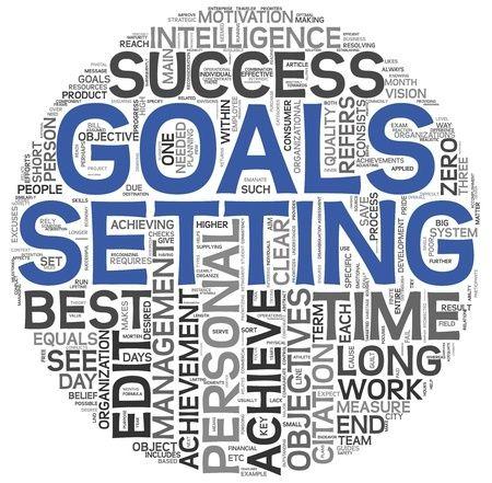目標の立て方