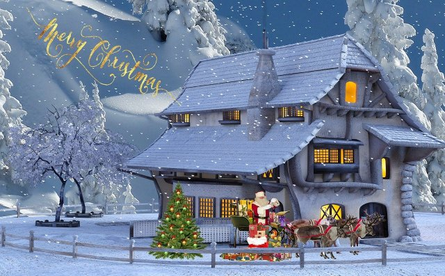 Christmas Christmas Card Party Snow  - corgaasbeek / Pixabay