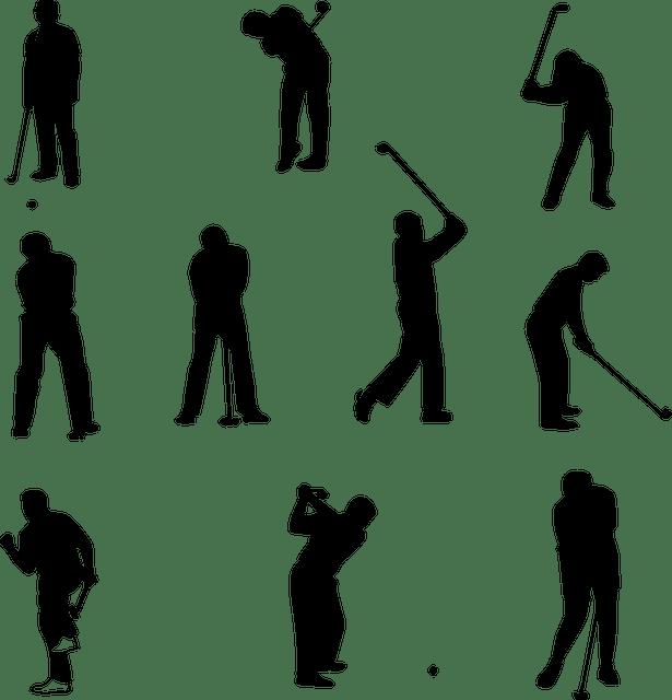 Golf Clubs Ball Irons Wood Club  - AnnaliseArt / Pixabay