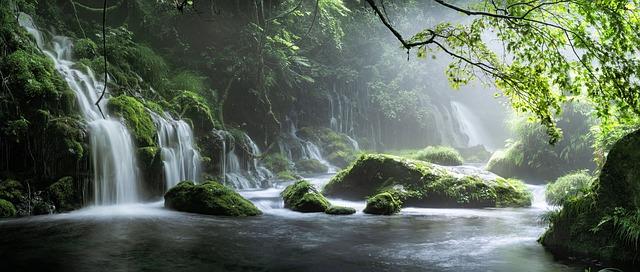 Waterfall River Brook Spring  - Kanenori / Pixabay