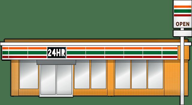 Store Convenience Store Quick Shop  - AnnaliseArt / Pixabay