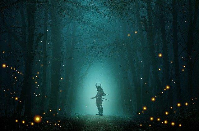 Samurai Warrior Sword Katana  - Artie_Navarre / Pixabay
