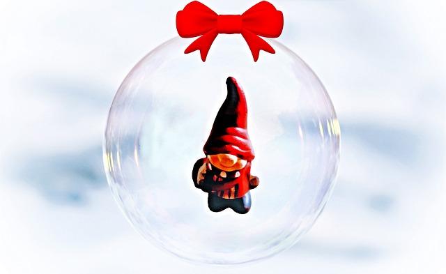 Christmas Elves Dwarf Figure Cap  - monika1607 / Pixabay
