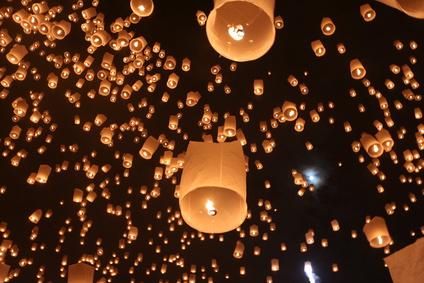 Lichterfest -Loi Krathong