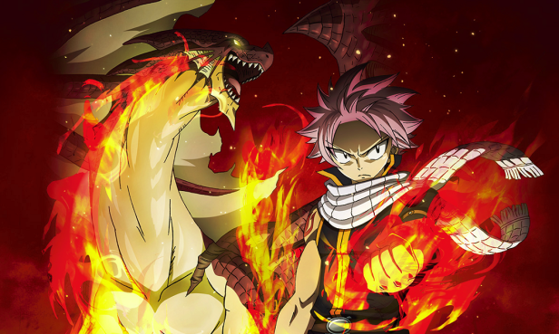 Fairy Tail Official Visual