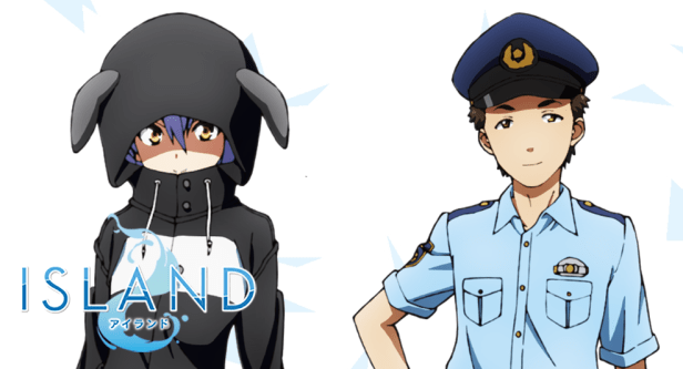 Island Two Character New Visual