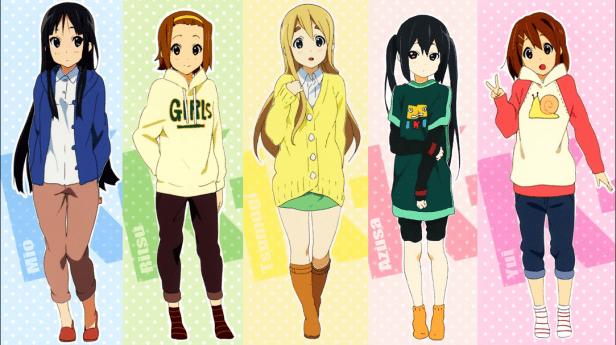 K-On! Girls Pants