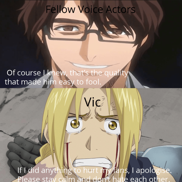 Vic's Betrayal Part 2