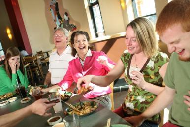 Hibachi Restaurant Colorado