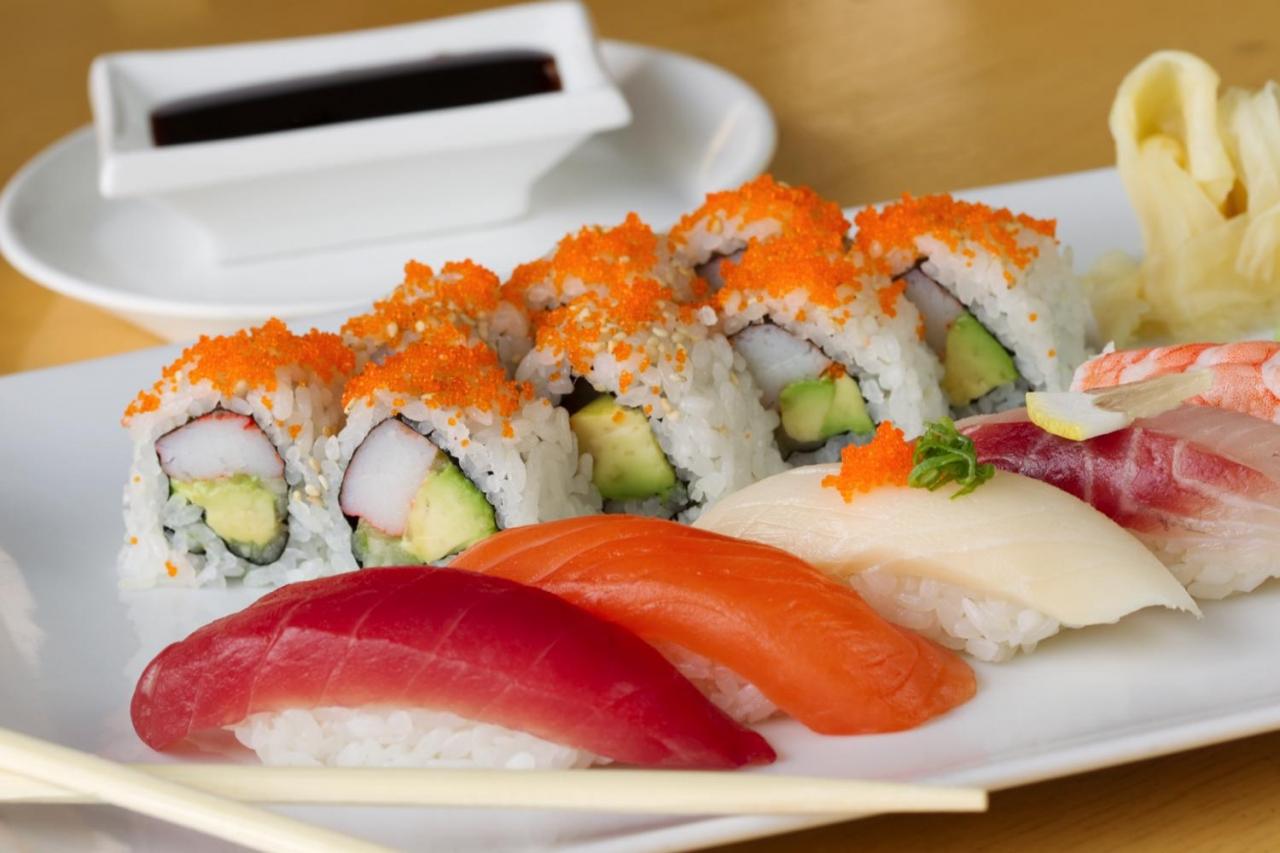 Sashimi Jepang Masakan