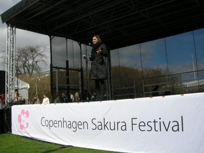 Ms. Ayfer Baykal, Mayor of Technical and Environmental Department, Copenhagen Municipality