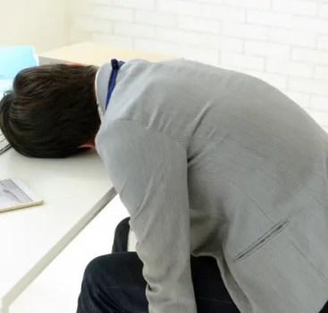 寝ても寝ても眠い・・・その眠気の原因はストレス!?改善方法とは?