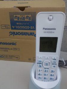 通話のみできる電話機