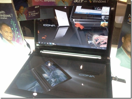 Acer Iconia in Technolife