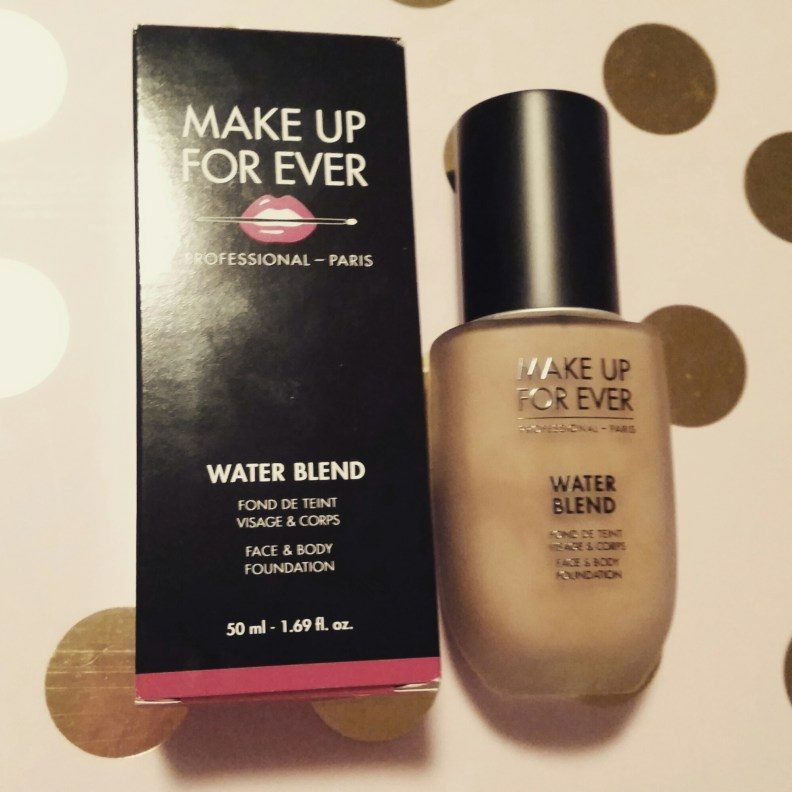 Extreme Foundation Testing: Make Up For Ever Water Blend
