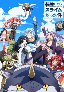 That Time I Got Reincarnated As A Slime Vostfr : reincarnated, slime, vostfr, SakuraStream, Tensei, Shitara, Slime, Datta, Reincarnated, Streaming, VOSTFR