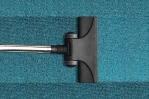 絨毯カーペット掃除