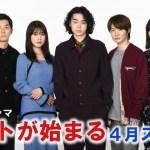 コントが始まる|視聴率全話推移/4月期ドラマ2021菅田将暉