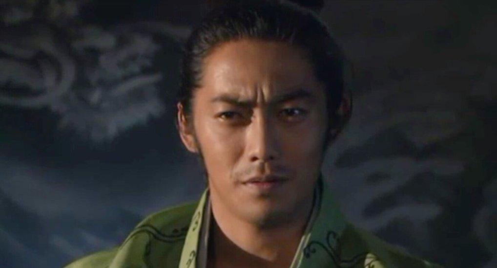 2002年 大河ドラマ「利家とまつ」の信長こと反町隆史さん