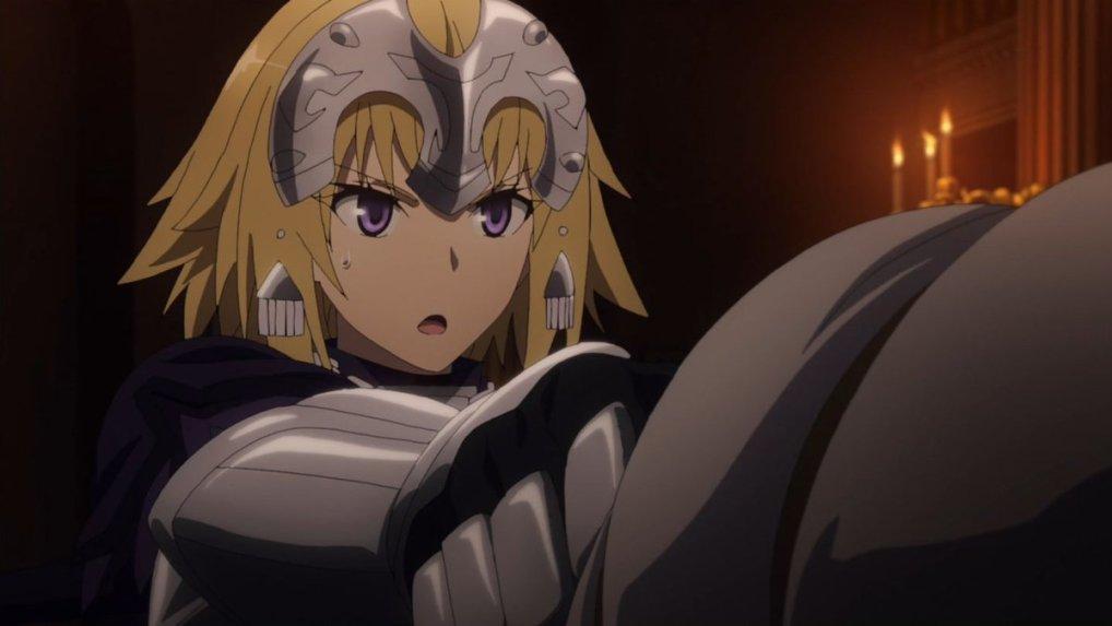 "CV 坂本真綾さん Fate/Grand Order ""ジャンヌダルク"""