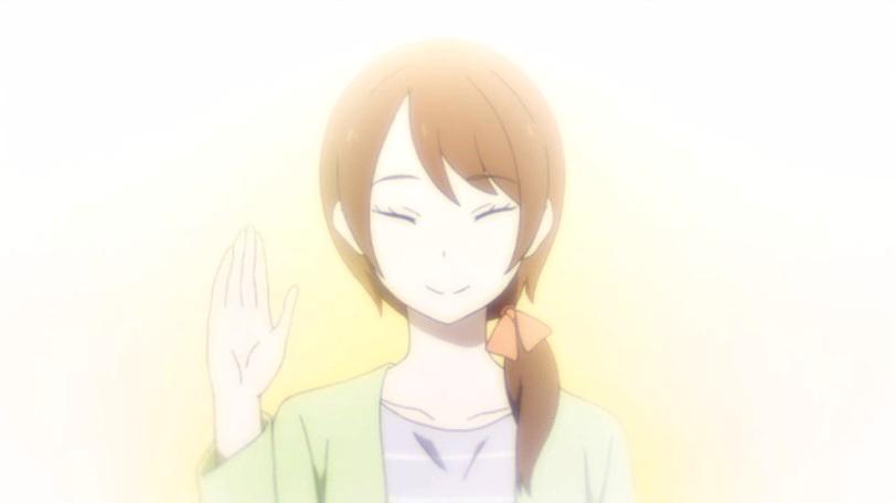 菜穂子「いってらっしゃい。」