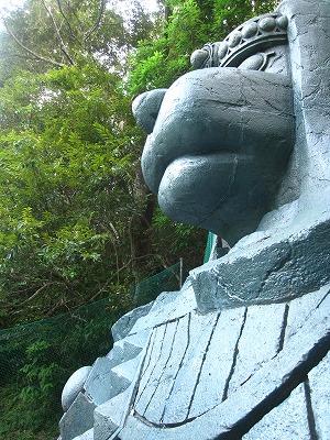 石垣島のカフェ&カレー「トラベラーズカフェ朔」の大魔境