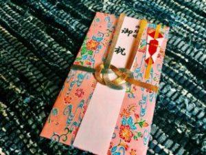 沖縄柄のご祝儀袋