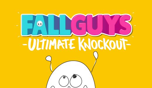 fallguysの公式サイト可愛い~という日記
