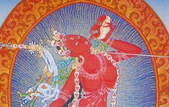 Vajrayogini Retreat: Summer 2019 - Sakya Kachod Choling