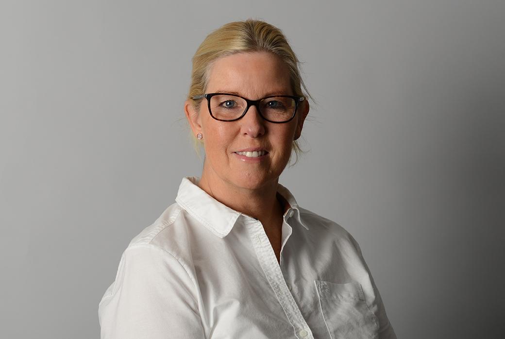 Annica Bjorklund CEO SALAB