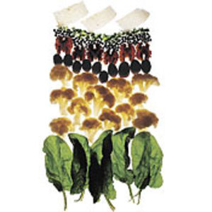 Cauliflower-and-Spinach Salad