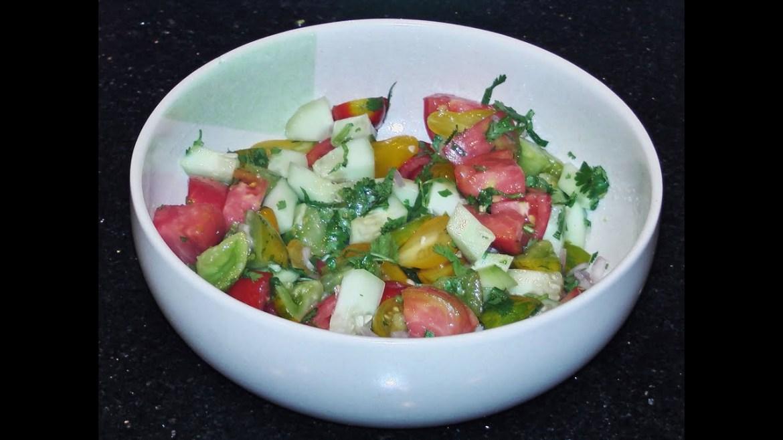 Bengali-style Salad | Bengali Home Cooking