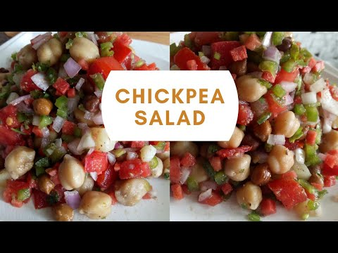 Try this super protein packed, quick salad recipe once to know how incredibly delicious & satisfying