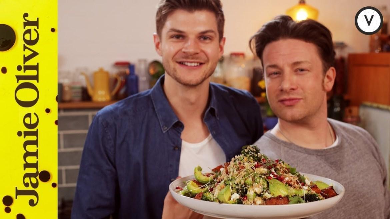 Jamie Oliver & Jim Chapman Superfood Salad!