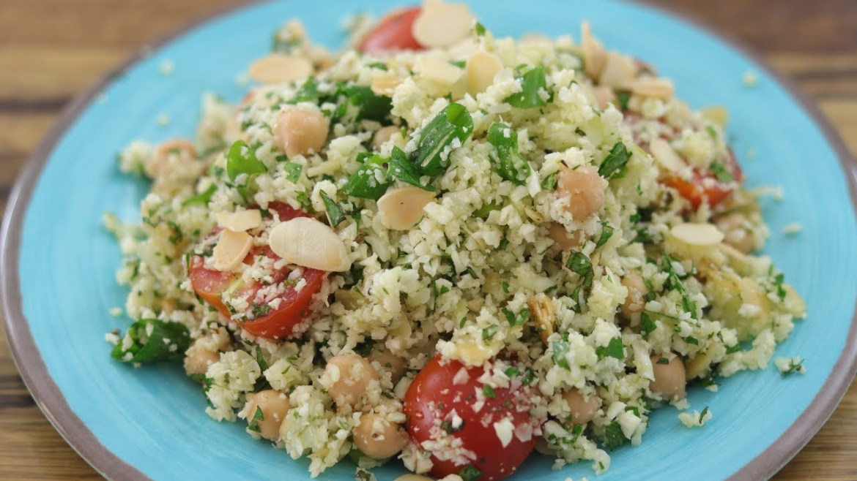Healthy Cauliflower Salad Recipe