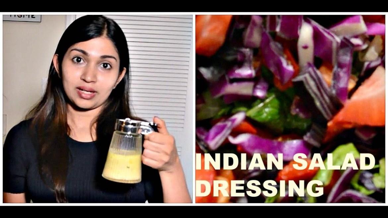 Indian Salad Dressing
