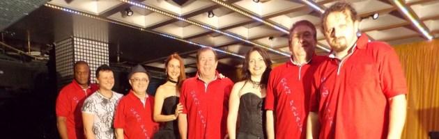 Orquesta Gran Palace y David Guillén (Y ahora quién)