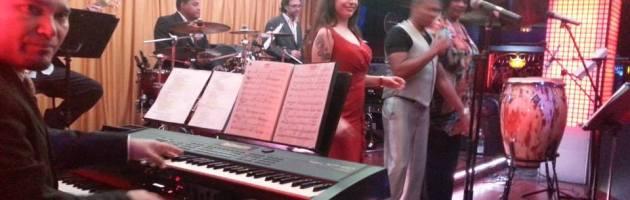 Chacumbels Music Orquesta (El Moreno baila)