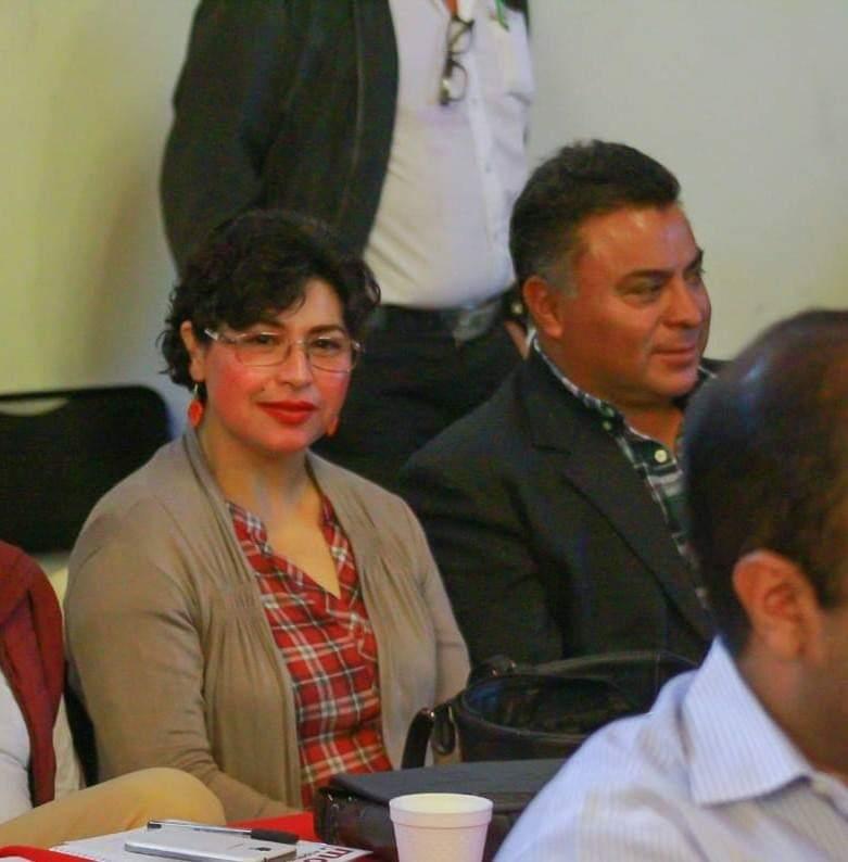 #RuidoEnLaRed La desaparecida legisladora del Distrito de Hidalgo