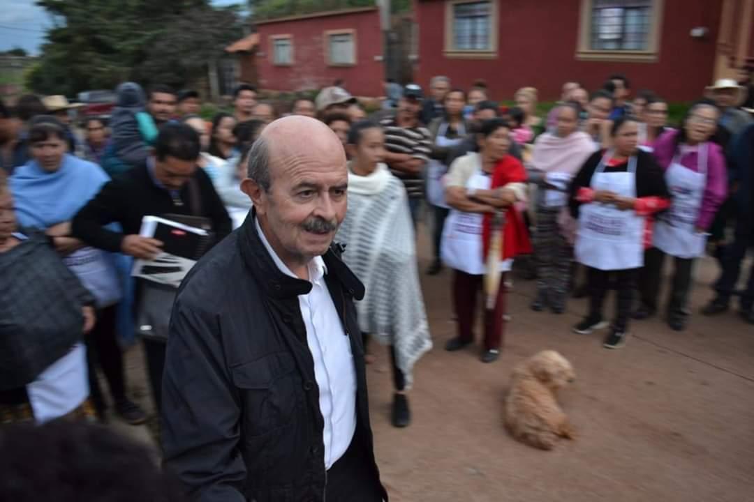 #PersonajeDel2018 Fausto Vallejo, el regreso a una candidatura