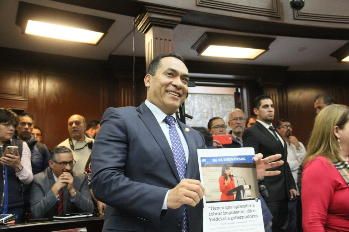 #RuidoEnLaRed Adrián López finalmente decide buscar Fiscalía General