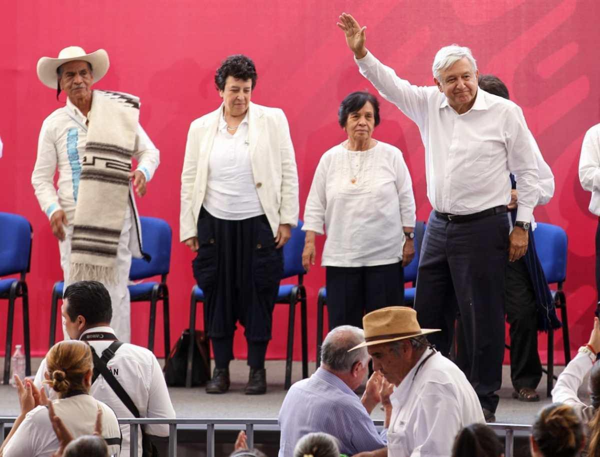 #RuidoEnLaRed Gobierno de AMLO prepara cambios en delegaciones en Michoacán