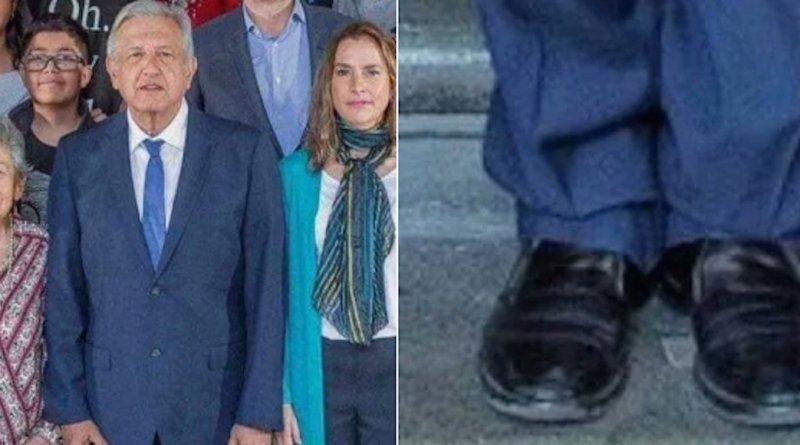 #RuidoEnLaRed Los zapatos de AMLO; la estrategia para olvidarse del memorándum