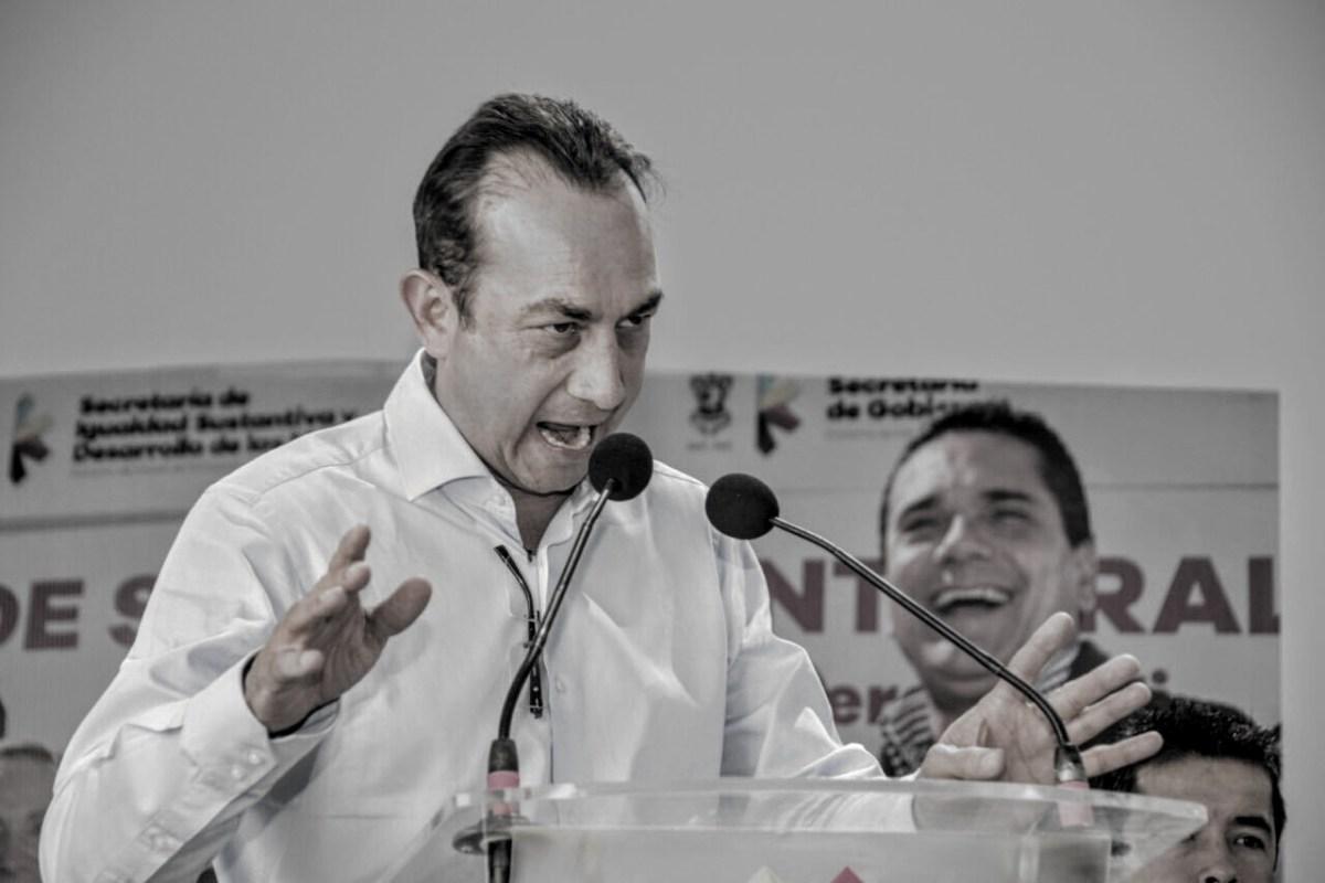#RuidoEnLaRed Conflicto en el PRD, Antonio Soto frena llegada de Juan Bernardo Corona