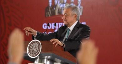 AMLO afirma que Estados Unidos no ha informado de investigación contra Peña Nieto