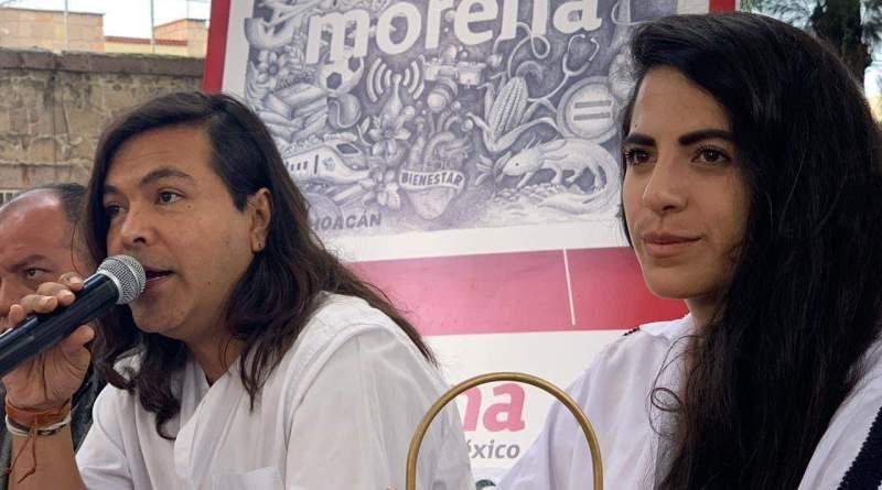 NADA PERSONAL Comenzó la pugna por la dirigencia de Morena en Michoacán